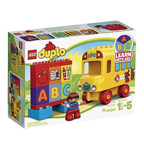 レゴ デュプロ 6101216 【送料無料】LEGO DUPLO My First Bus (School Bus) Building Set (10603)レゴ デュプロ 6101216