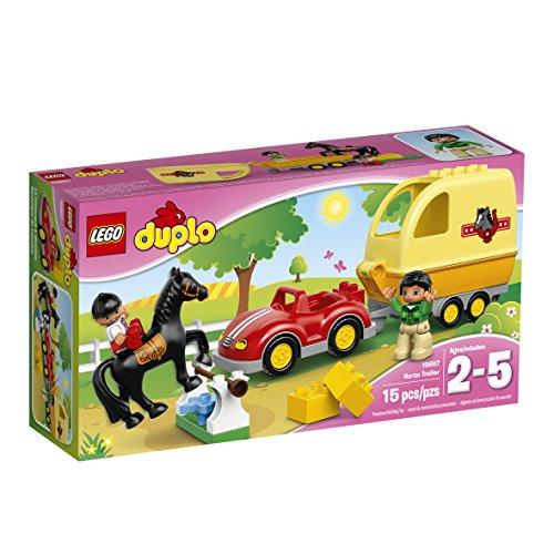 レゴ デュプロ 6137995 LEGO DUPLO Horse Trailer 10807レゴ デュプロ 6137995