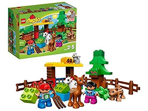 レゴ デュプロ 10582 LEGO Duplo 10582 Forest Animalsレゴ デュプロ 10582