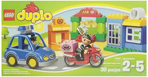 レゴ デュプロ 6061853 LEGO DUPLO Ville 10532 My First Police Setレゴ デュプロ 6061853