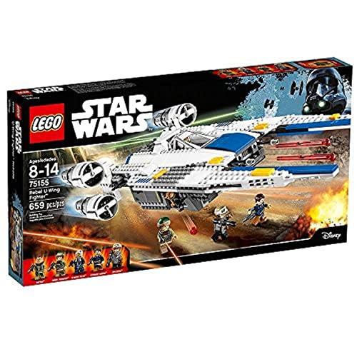 レゴ スターウォーズ 6136714 LEGO Star Wars Rebel U-Wing Fighter 75155 Star Wars Toyレゴ スターウォーズ 6136714