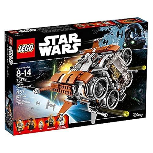 レゴ スターウォーズ 6175747 LEGO Star Wars Jakku Quad Jumper 75178 Building Kitレゴ スターウォーズ 6175747