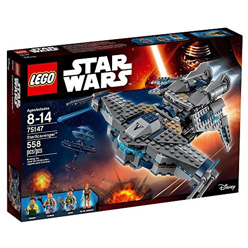 レゴ スターウォーズ 6136371 LEGO Star Wars StarScavenger 75147 Star Wars Toyレゴ スターウォーズ 6136371