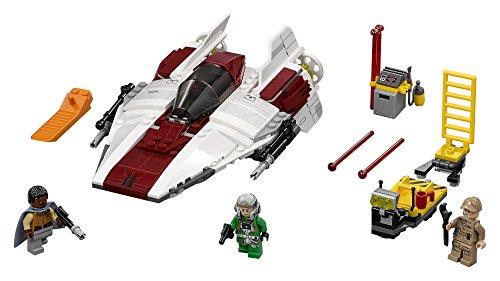 レゴ スターウォーズ 75175 【送料無料】LEGO Star Wars A-Wing Starfighter 75175 Building Kit (358 Piece), Multiレゴ スターウォーズ 75175