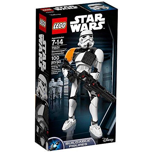 レゴ スターウォーズ 6175311 LEGO Star Wars Stormtrooper Commander 75531 Building Kitレゴ スターウォーズ 6175311