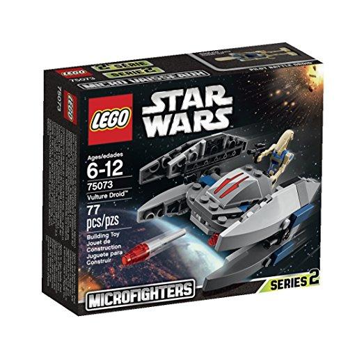 レゴ スターウォーズ 6100098 【送料無料】LEGO, Star Wars Microfighters Series 2 Vulture Droid (75073)レゴ スターウォーズ 6100098