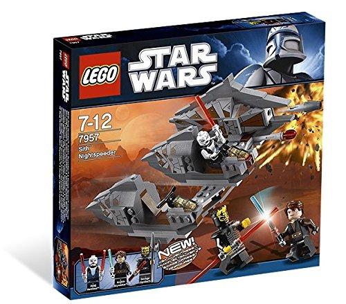 レゴ スターウォーズ 4612205 LEGO Star Wars Sith Nightspeeder 7957レゴ スターウォーズ 4612205