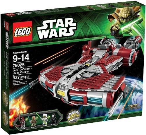 レゴ スターウォーズ 300540 【送料無料】LEGO Star Wars 75025 Jedi Defender Class Cruiserレゴ スターウォーズ 300540