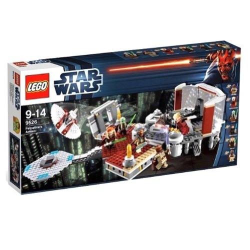 レゴ スターウォーズ 9526 【送料無料】LEGO Star Wars Palpatine's Arrest (9526) Exclusiveレゴ スターウォーズ 9526