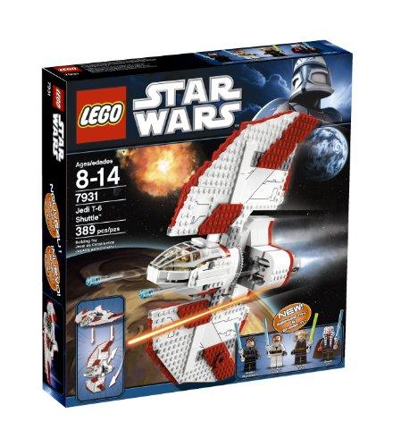 レゴ スターウォーズ 4611376 LEGO Star Wars T-6 Jedi Shuttle 7931レゴ スターウォーズ 4611376
