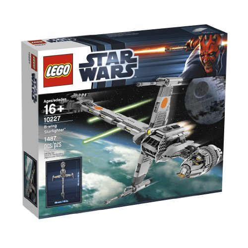 レゴ スターウォーズ 4657565 【送料無料】LEGO Dailego Star Wars B-Wing Fighter 10227レゴ スターウォーズ 4657565