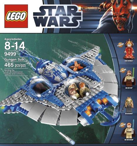 レゴ スターウォーズ 4654354 LEGO Star Wars 9499 Gungan Subレゴ スターウォーズ 4654354