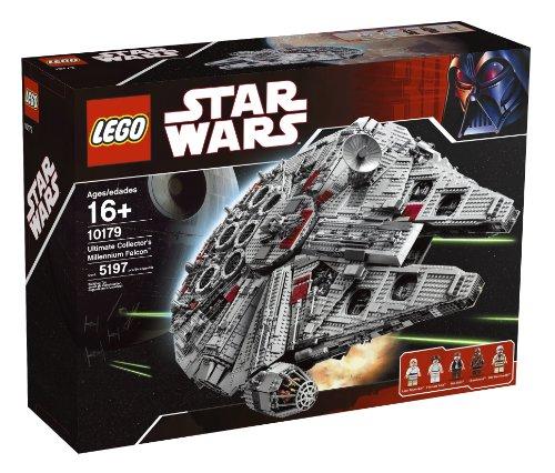 レゴ スターウォーズ 10179 LEGO Star Wars Ultimate Collector's Millennium Falcon (Discontinued by manufacturer)レゴ スターウォーズ 10179