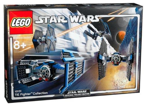 無料ラッピングでプレゼントや贈り物にも。逆輸入並行輸入送料込 レゴ スターウォーズ 【送料無料】LEGO: Star Wars TIE Collectionレゴ スターウォーズ