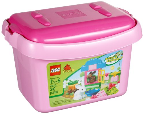 レゴ デュプロ 4654132 Bricks LEGO Bricks and More DUPLO and Pink Pink Brick Box 4623レゴ デュプロ 4654132, 高津区:0a2fc522 --- gamenavi.club