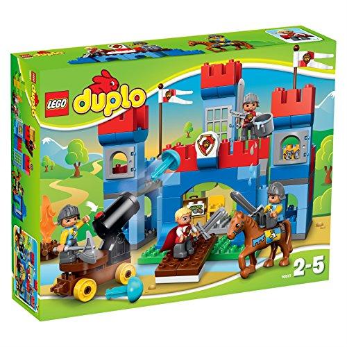レゴ デュプロ 10577 LEGO DUPLO Big Royal Castle (10577)レゴ デュプロ 10577