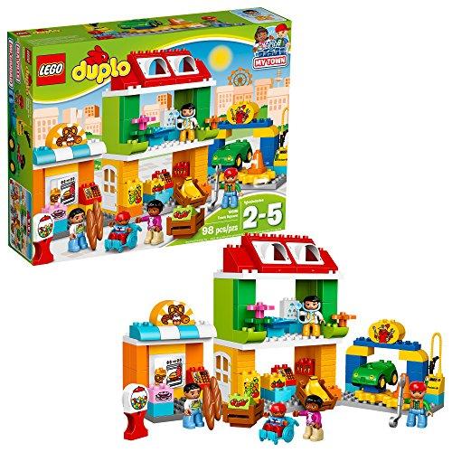 レゴ デュプロ 10836 LEGO Duplo Town 6174421 Square 10836, Multiレゴ デュプロ 10836