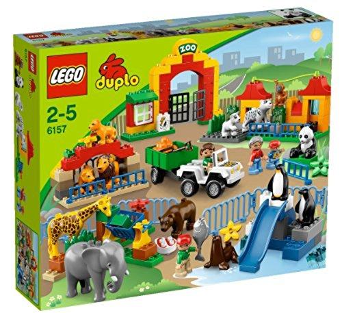 レゴ デュプロ 6157 【送料無料】Lego Duplo Big Zooレゴ デュプロ 6157