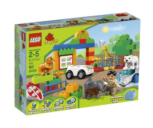 レゴ デュプロ 4611645 LEGO DUPLO My First Zoo 6136レゴ デュプロ 4611645
