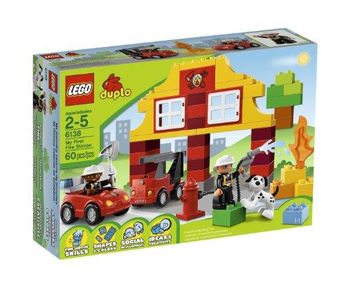 レゴ デュプロ 4611647 LEGO DUPLO My First Fire Station 6138レゴ デュプロ 4611647