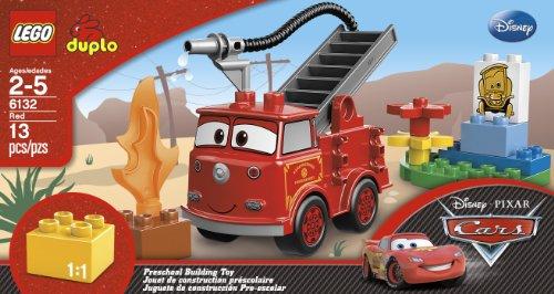 レゴ デュプロ 4653425 LEGO DUPLO 6132 Cars Redレゴ デュプロ 4653425