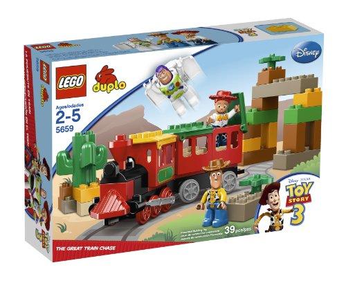 レゴ デュプロ 4567603 【送料無料】LEGO DUPLO Toy Story The Great Train Chase 5659レゴ デュプロ 4567603