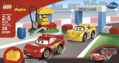 レゴ デュプロ 4653430 LEGO DUPLO 6133 Cars Race Dayレゴ デュプロ 4653430