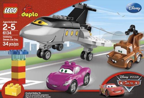 レゴ デュプロ 4653434 LEGO DUPLO 6134 Cars Siddeley Saves The Dayレゴ デュプロ 4653434