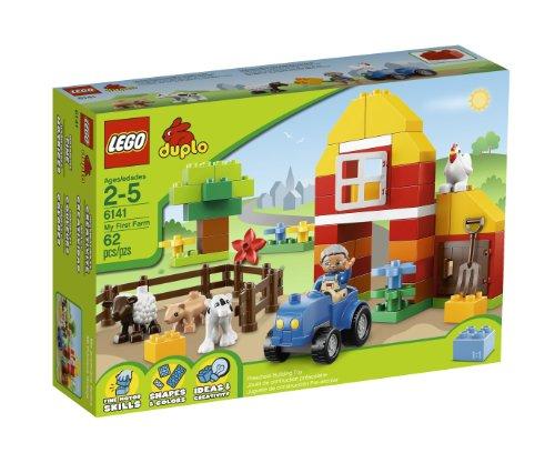 レゴ デュプロ 4653972 LEGO Brick Themes DUPLO DUPLO My First Themes デュプロ Farm 6141レゴ デュプロ 4653972, 大きいサイズ レディースGoldJapan:0fbcb9d4 --- gallery-rugdoll.com