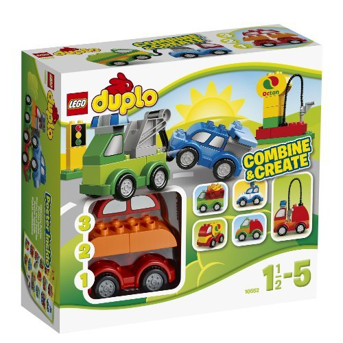 レゴ デュプロ 6024771 LEGO DUPLO Creative Cars 10552レゴ デュプロ 6024771