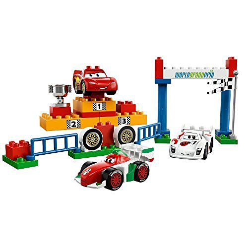 レゴ デュプロ 5839 LEGO DUPLO Disney Cars Exclusive Limited Edition Set #5839 World Grand Prixレゴ デュプロ 5839