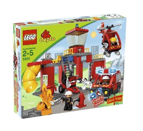 レゴ デュプロ 4561624 LEGO Duplo Legoville Fire Station (5601)レゴ デュプロ 4561624
