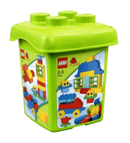 レゴ デュプロ 4540282 LEGO Bricks & More LEGO DUPLO Creative Bucket 5538レゴ デュプロ 4540282