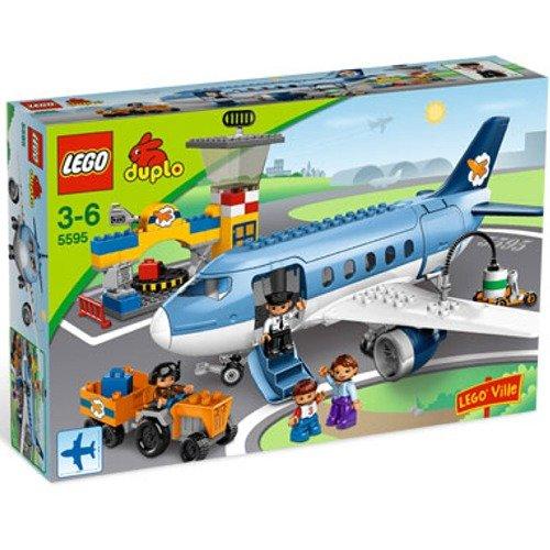 レゴ デュプロ 4566016 【送料無料】LEGO DUPLO LEGOVille Airport 5595レゴ デュプロ 4566016