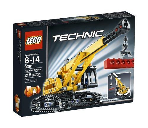 レゴ テクニックシリーズ 4653940 LEGO Technic Tracked Crane 9391レゴ テクニックシリーズ 4653940