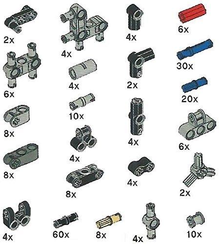 レゴ テクニックシリーズ 【送料無料】LEGO Technic Pegs, Joints, Peg-Joints Packレゴ テクニックシリーズ