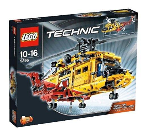 無料ラッピングでプレゼントや贈り物にも 70%OFFアウトレット 逆輸入並行輸入送料込 レゴ テクニックシリーズ 9396 Technic LEGO Helicopter 送料無料 9396レゴ 限定特価