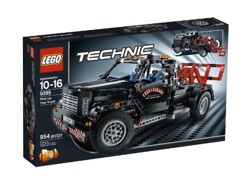 レゴ テクニックシリーズ 4653944 LEGO Technic Pick-Up Tow Truck 9395レゴ テクニックシリーズ 4653944