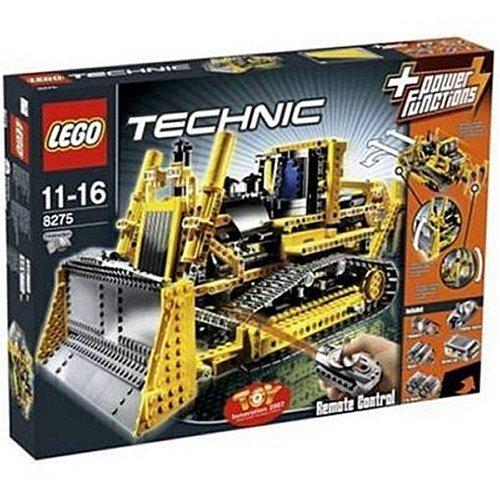 レゴ テクニックシリーズ 158606 【送料無料】Lego Technic Motorized Bulldozerレゴ テクニックシリーズ 158606
