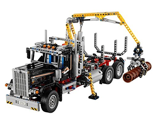 レゴ テクニックシリーズ 9397 Lego Technic 9397 Logging Truckレゴ テクニックシリーズ 9397