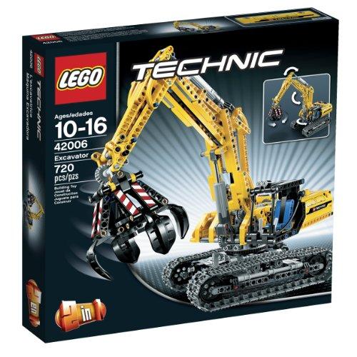 レゴ テクニックシリーズ 6025048 LEGO Technic 42006 Excavatorレゴ テクニックシリーズ 6025048
