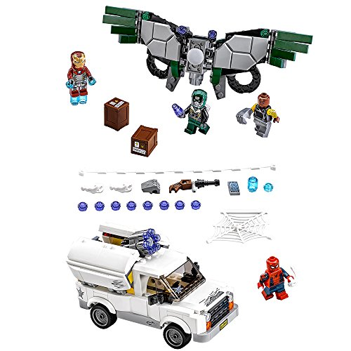 レゴ スーパーヒーローズ マーベル DCコミックス スーパーヒーローガールズ 6175503 【送料無料】LEGO Super Heroes Beware The Vulture 76083 Building Kitレゴ スーパーヒーローズ マーベル DCコミックス スーパーヒーローガールズ 6175503