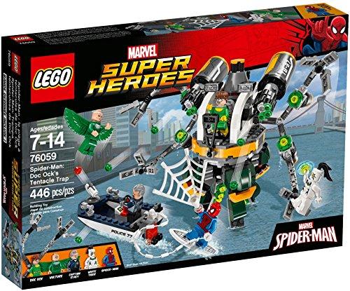 レゴ スーパーヒーローズ マーベル DCコミックス スーパーヒーローガールズ 6137834 LEGO Marvel Super Heroes Spider-Man: Doc Ock's Tentacle Trap 76059レゴ スーパーヒーローズ マーベル DCコミックス スーパーヒーローガールズ 6137834
