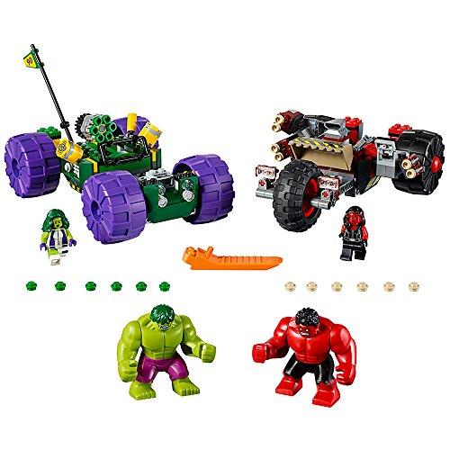レゴ スーパーヒーローズ マーベル DCコミックス スーパーヒーローガールズ 6175493 【送料無料】LEGO Marvel Super Heroes Hulk vs. Red Hulk 76078 Superhero Toyレゴ スーパーヒーローズ マーベル DCコミックス スーパーヒーローガールズ 6175493
