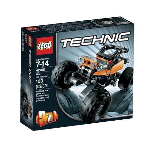 レゴ テクニックシリーズ 6024753 LEGO Technic 42001 Mini Off-Roaderレゴ テクニックシリーズ 6024753