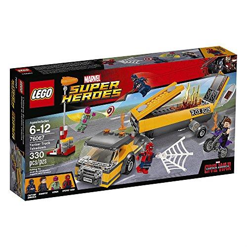 レゴ スーパーヒーローズ マーベル DCコミックス スーパーヒーローガールズ LEGO Marvel Super Heroes 76067 Tanker Truck Takedownレゴ スーパーヒーローズ マーベル DCコミックス スーパーヒーローガールズ