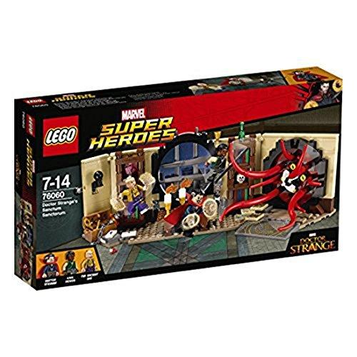 レゴ スーパーヒーローズ マーベル DCコミックス スーパーヒーローガールズ 76060 LEGO Marvel Super Heroes - 76060 Doctor Strange's Sanctum Sanctorumレゴ スーパーヒーローズ マーベル DCコミックス スーパーヒーローガールズ 76060