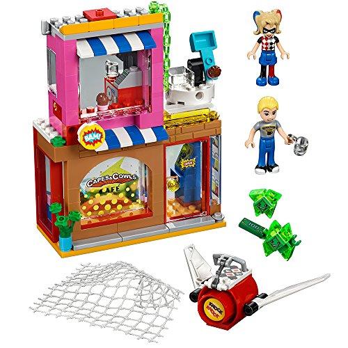 レゴ スーパーヒーローズ マーベル DCコミックス スーパーヒーローガールズ 6167089 LEGO DC Super Heroes Girls Harley Quinn to The Rescue 41231 DC Collectibleレゴ スーパーヒーローズ マーベル DCコミックス スーパーヒーローガールズ 6167089