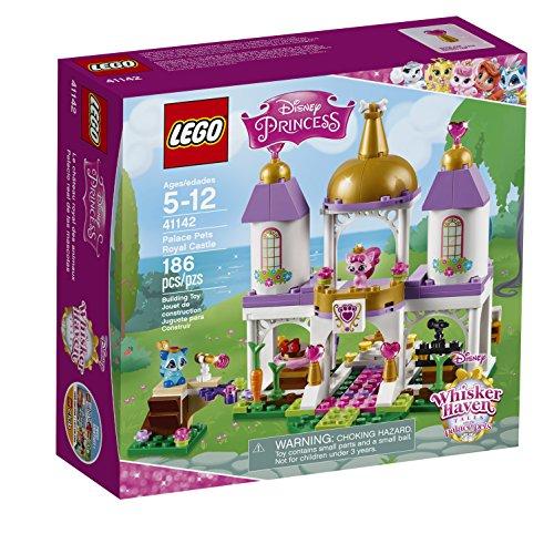 レゴ ディズニープリンセス 6135861 【送料無料】LEGO l Disney Whisker Haven Tales with The Palace Pets Palace Pets Royal Castle 41142 Disney Toy Ages 5 to 12レゴ ディズニープリンセス 6135861