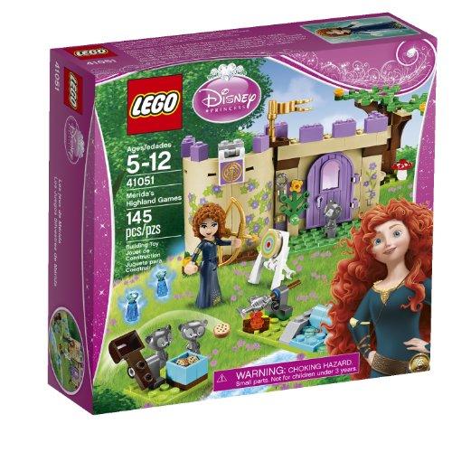 レゴ ディズニープリンセス 6061733 【送料無料】LEGO Disney Princess 41051 Merida's Highland Gamesレゴ ディズニープリンセス 6061733